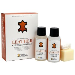 Leather clean and protect